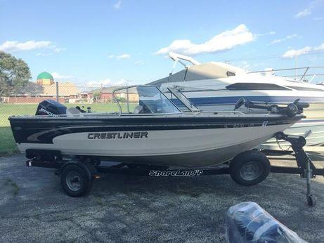 2000 Crestliner 1750 Sportfish