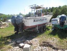 1987 Mako 261 CENTER CONSOLE