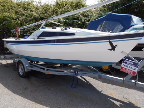 2010 Hawk 20 Cabin Boat