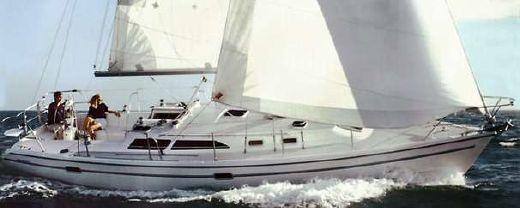 2002 Catalina 36 MkII