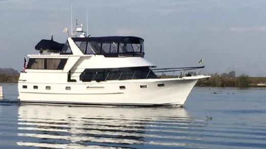 1986 Defever Performance Offshore  Cruiser