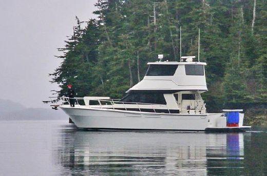 1995 Mediterranean 54 SportsFisher Motor Yacht