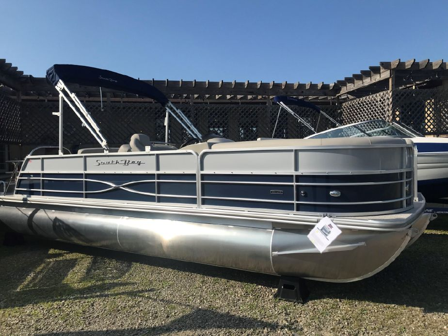 2019 South Bay S224 Sb22 Tritoon Pontoon Boat For Sale