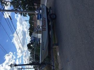 1986 Boston Whaler Montauk 17 CC