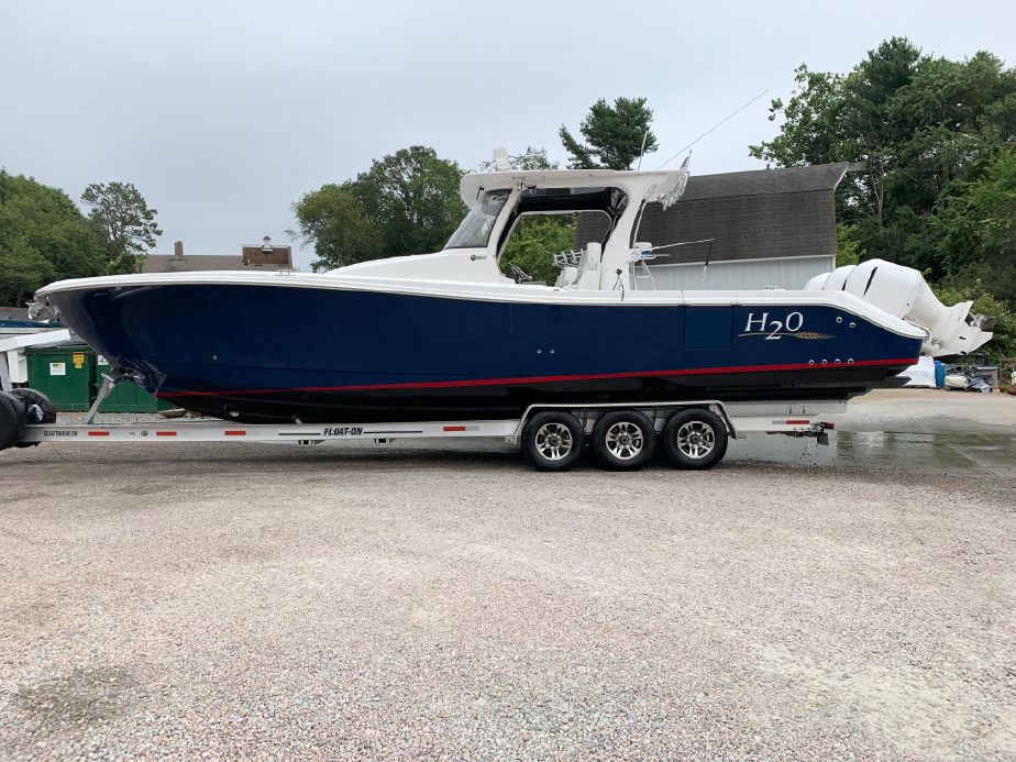 2017 Edgewater 368CC Power Boat For Sale - www yachtworld com