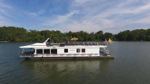 1999 Sumerset 80' x 16' Houseboat