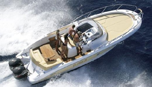2007 Sessa Key Largo 28
