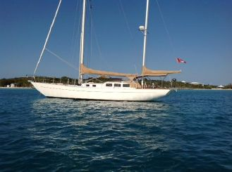 1978 Reliance Offshore Ketch