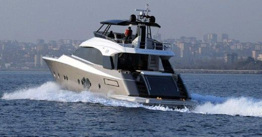 2012 Monte Carlo Yachts MCY 76