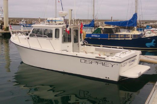2003 Osprey Pilothouse 24 Limited