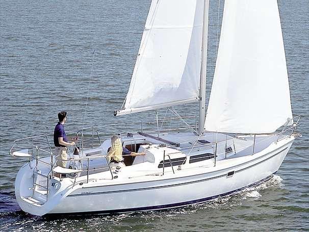 Catalina 34 Specs: Catalina 315 Wing Keel (Catalina Yachts