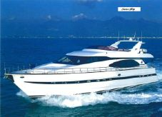 1995 Azimut 78 Motor Yacht