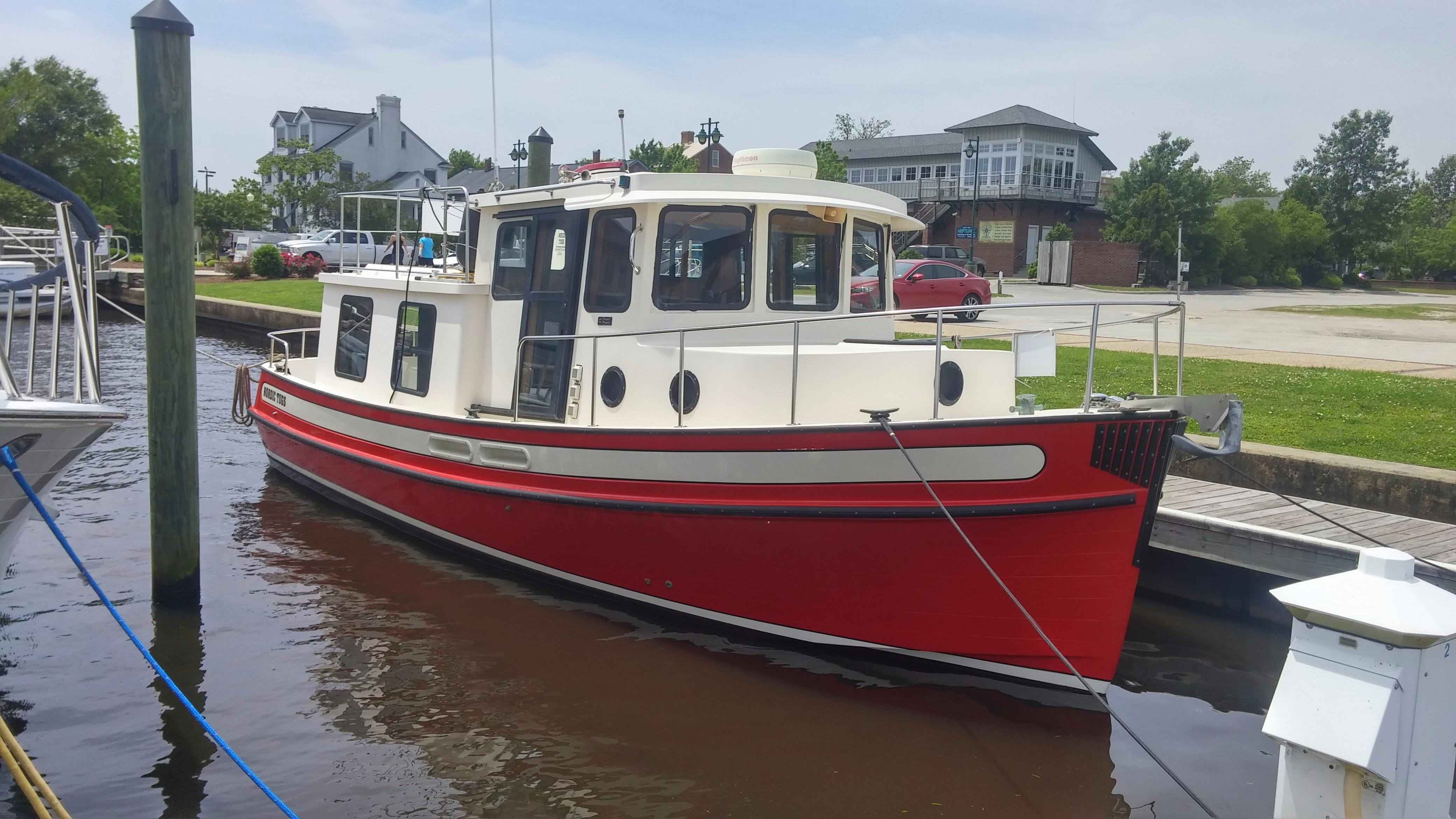 New Bern (NC) United States  city photo : 2000 Nordic Tugs 32 Power Boat For Sale www.yachtworld.com