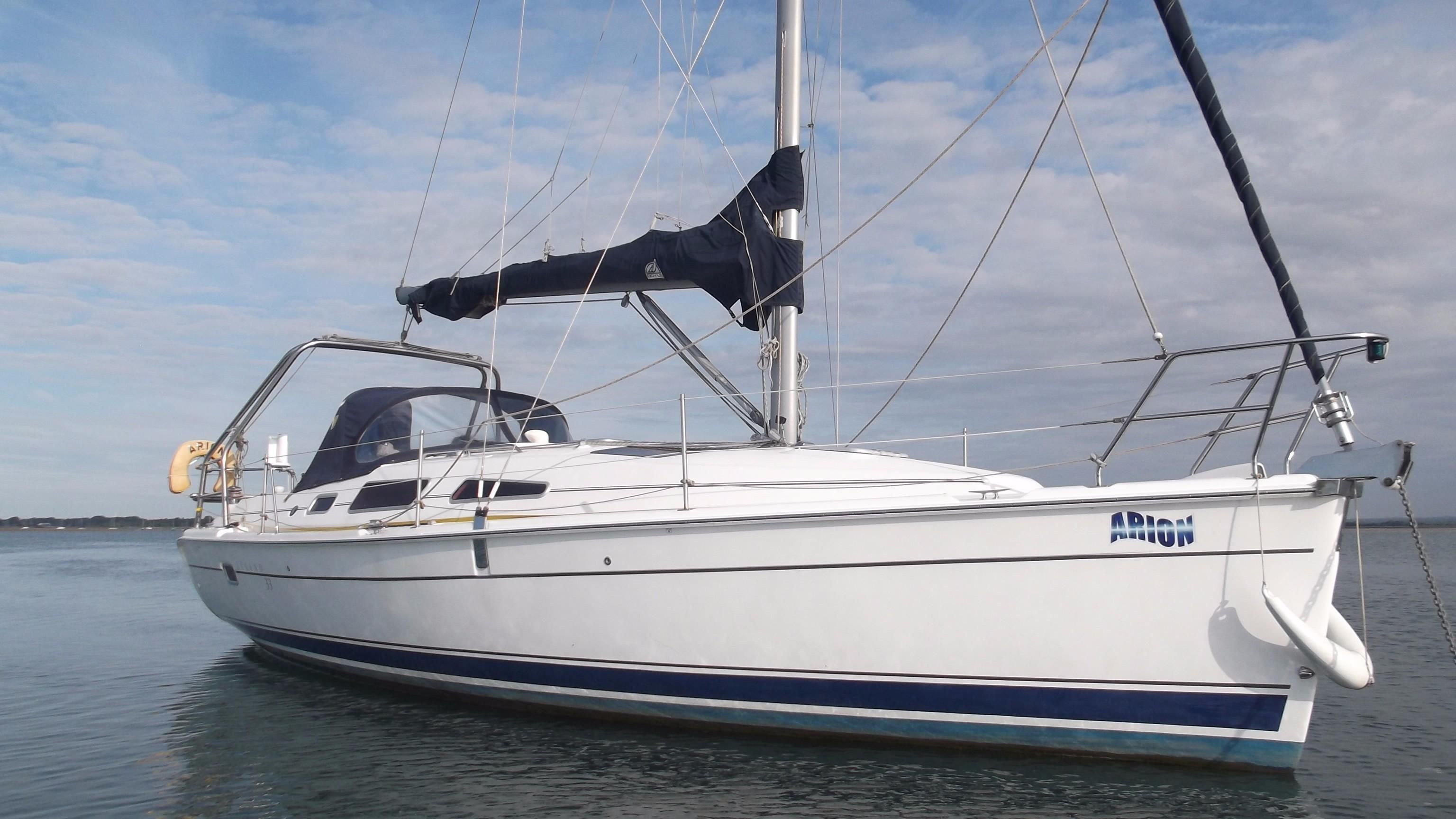 Hayling Island Marina Boats For Sale