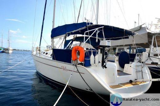 2007 Beneteau Cyclades 51.5
