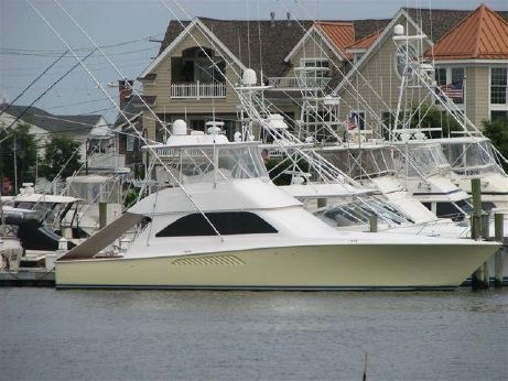 2006 Viking Yachts 48 Convertible
