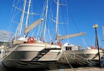 2013 Castagnola 2x schooner motorsailerS