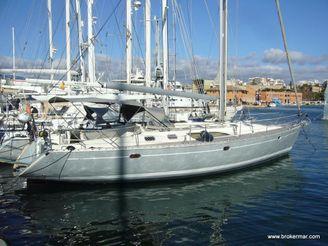 2001 Jeanneau Sun Odyssey 45.2