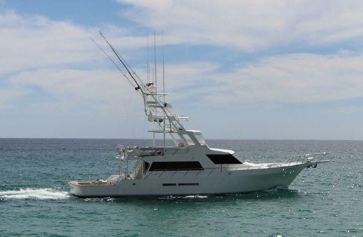 1990 Sharp Design Yachtfisher Yacht Fisher
