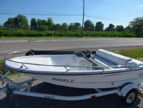 1994 Boston Whaler 14 Rage