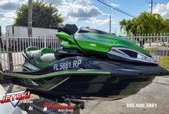 2014 Kawasaki Jet Ski® Ultra® 310LX