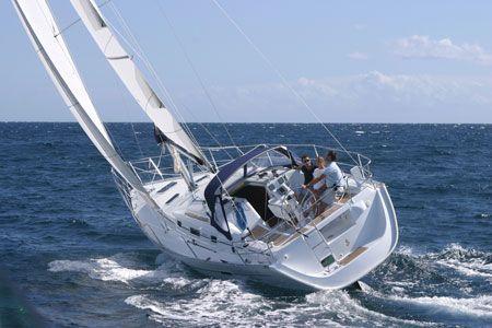 2005 Oceanis 343