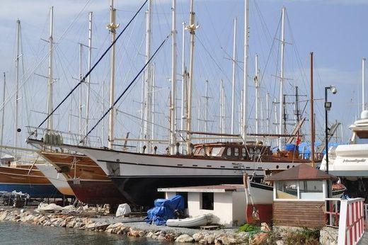 2003 Aegean Yacht Services Goélette Acier