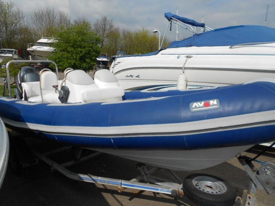 2000 Avon Adventure 620 Power Boat For Sale - www yachtworld com