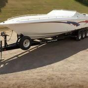1995 Fountain 38' Lightning High Performance