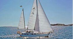 1980 Hallberg-Rassy 41
