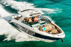 2019 Sea Ray SLX 400 OB