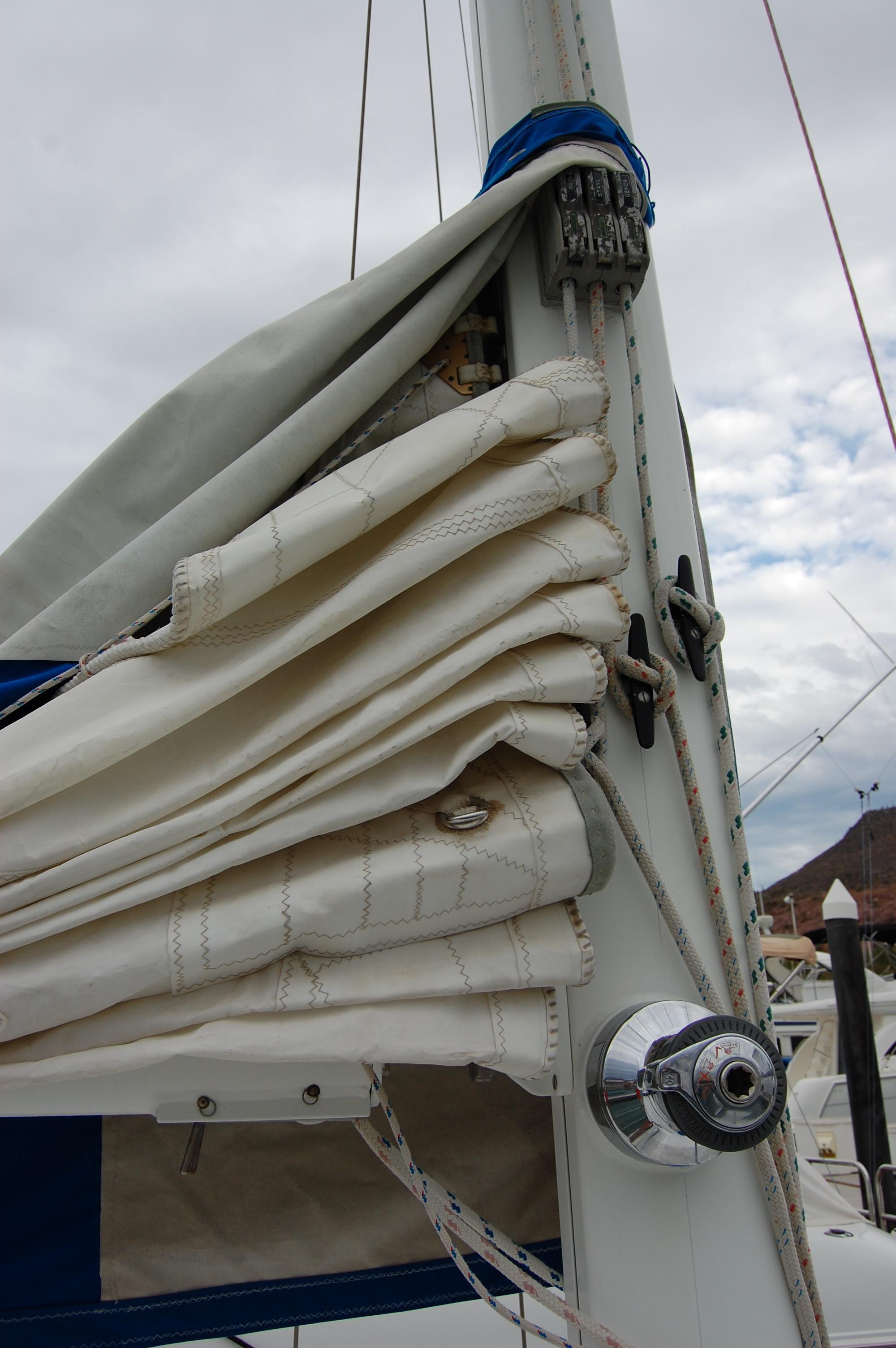 44' Custom C-Smoke Ferrocement Ketch+Solar panels