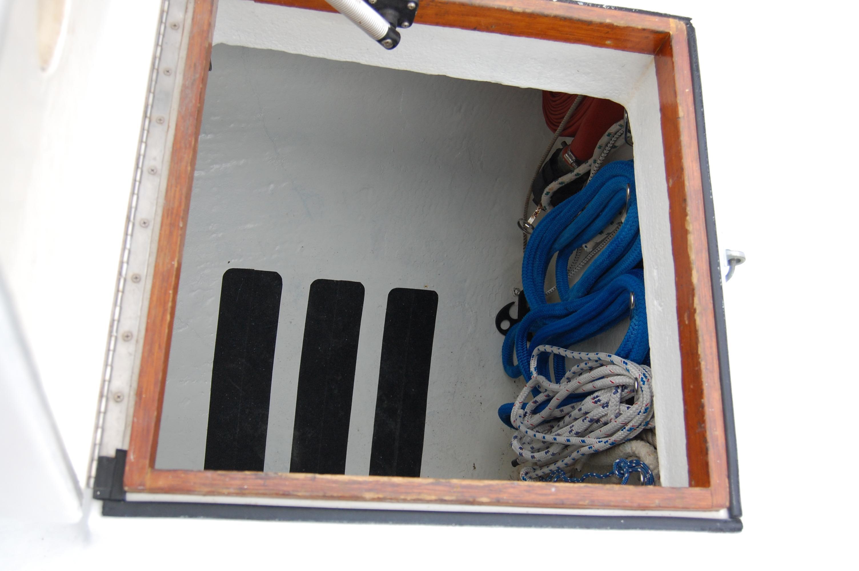 44' Custom C-Smoke Ferrocement Ketch+Aft cabin