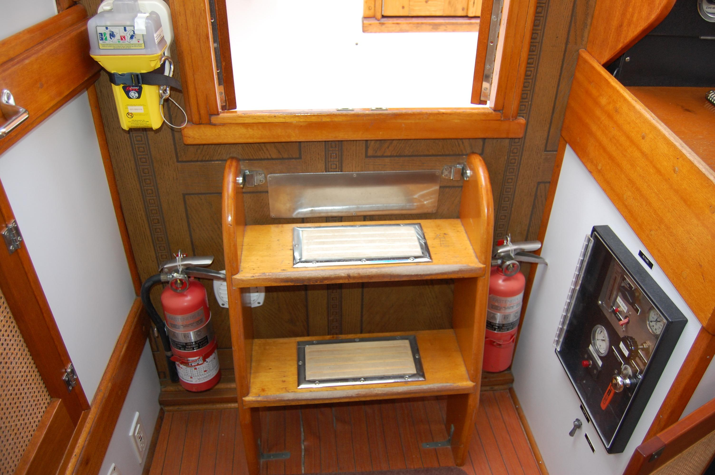 44' Custom C-Smoke Ferrocement Ketch+Pilot berth
