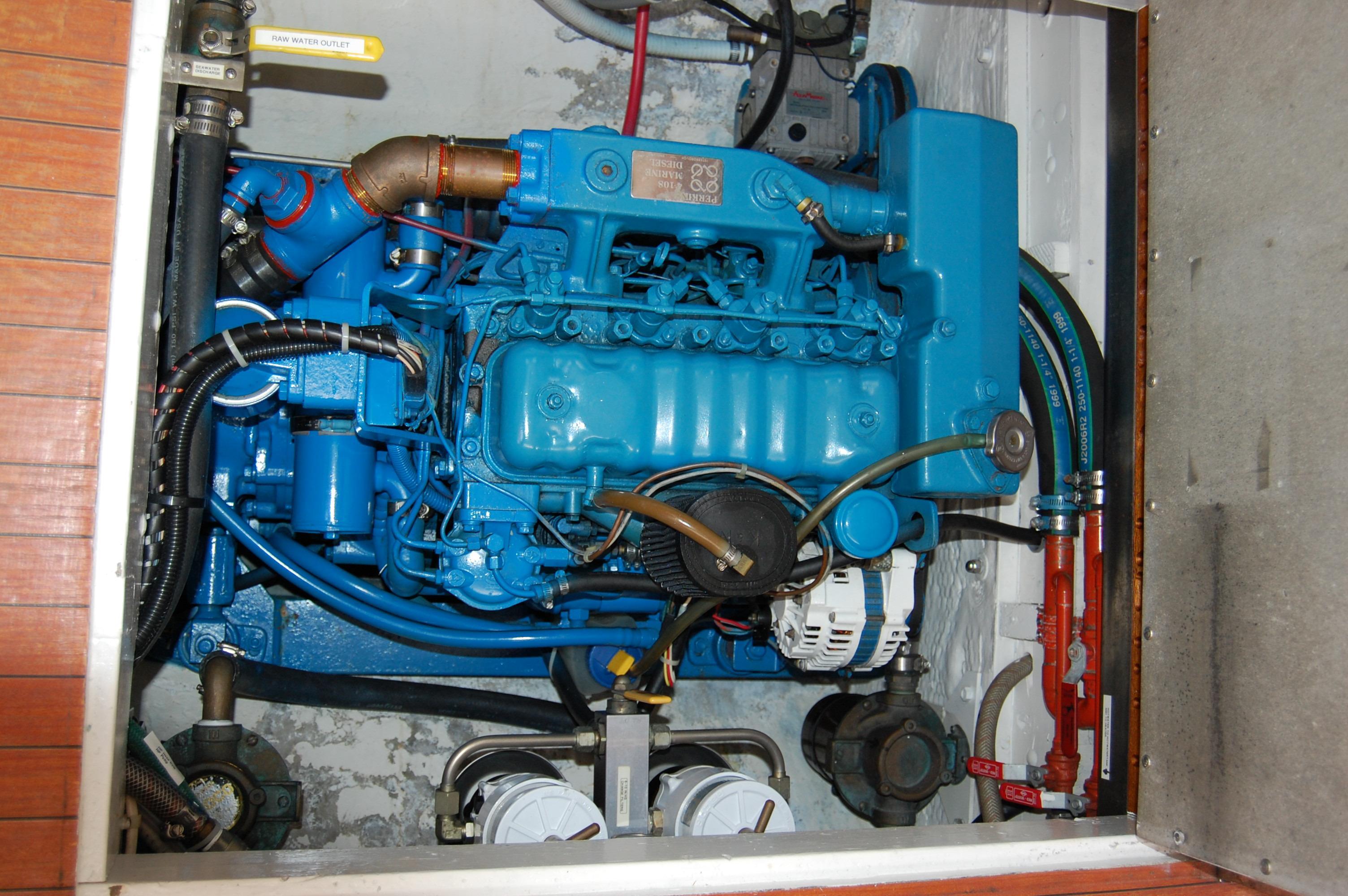 44' Custom C-Smoke Ferrocement Ketch+Hull