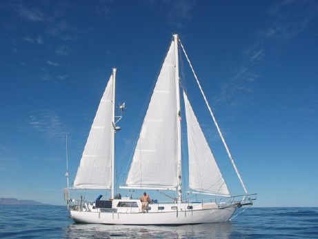 1977 Custom C-Smoke Ferrocement Ketch