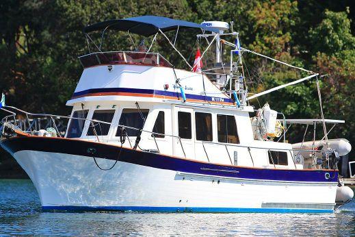 1986 Chb Tri-Cabin Trawler