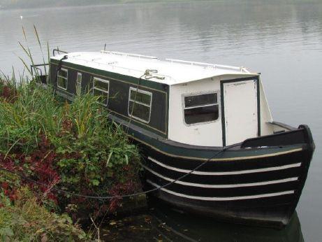 1991 Narrowboat 40ft Trad Stern