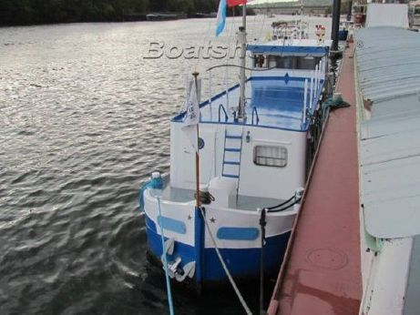 1882 Barge Conversion
