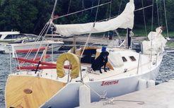 1991 Custom 9 Meter Sloop