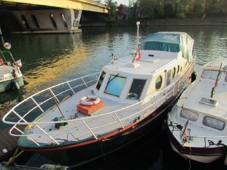1969 Dutch Steel Motor Cruiser