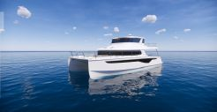 2020 Granocean W55-EX Enclosed Bridge
