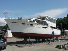 1961 Chris-Craft Conqueror