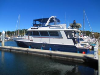 1989 Southern Cross Flush Deck Motor Yacht