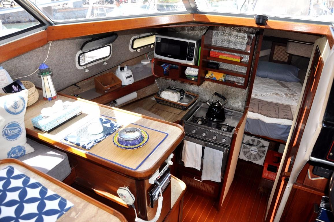 32' Bayliner Sedan+Photo 14