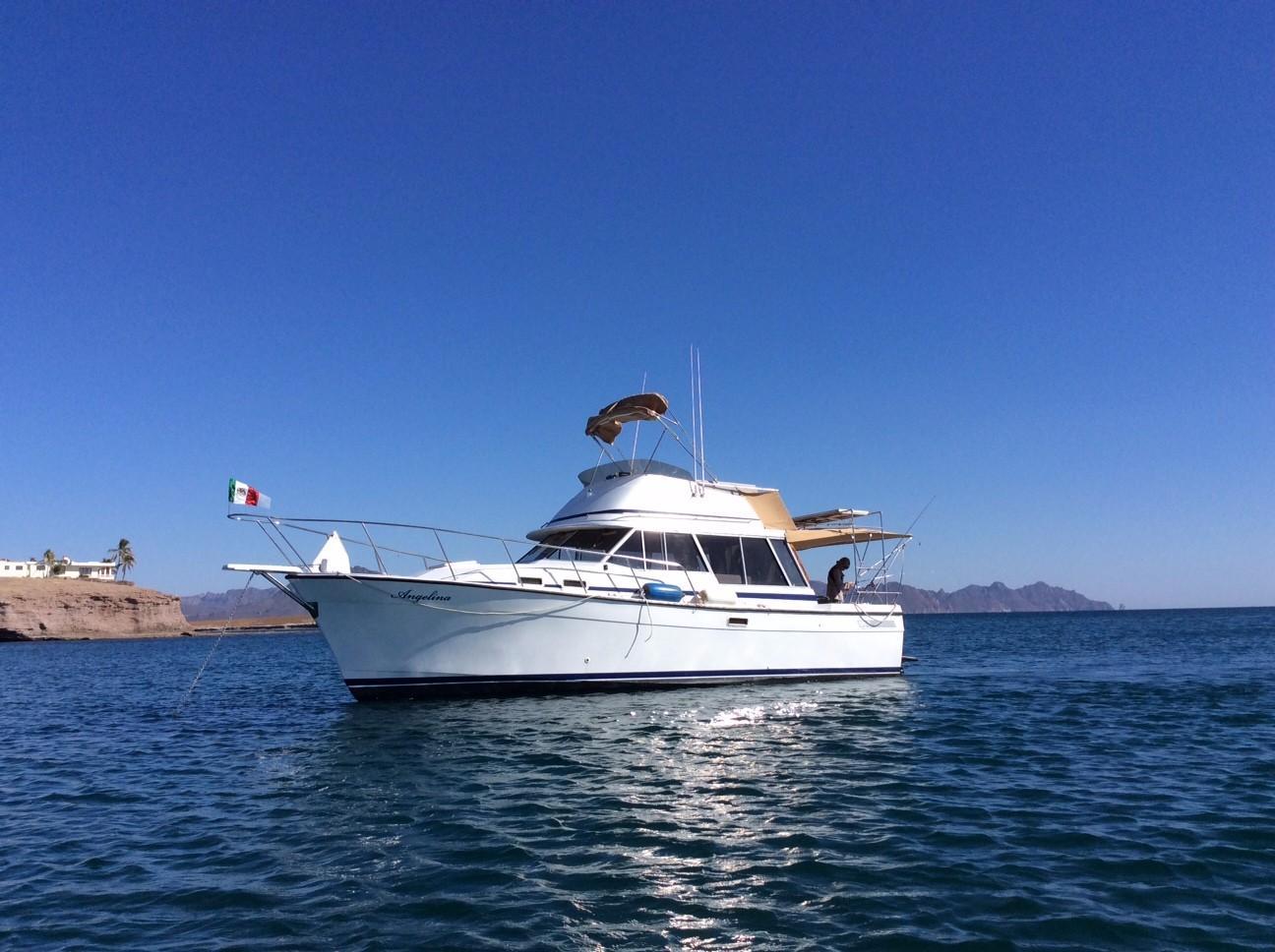 32' Bayliner Sedan+Boat for sale!