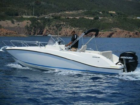 2015 Quicksilver Activ 675 Open