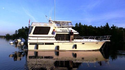 1990 Hyatt Del Rey 47 Motor Yacht