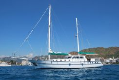 2003 Custom-Craft 23.90 M BLACK SEA KETCH