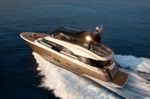 2016 Monte Carlo Yachts MCY 86